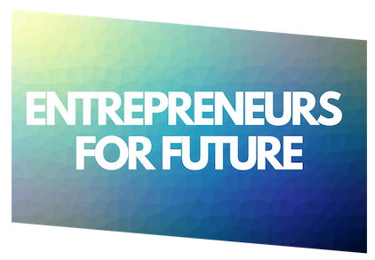 Logo von den Entrepreneurs For Future.