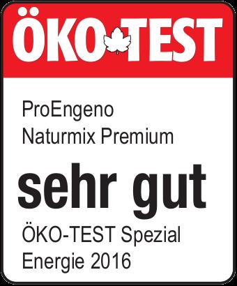 Logo von Stiftung Ökotest für Testsieger mit der Bewertung sehr gut für 2015.