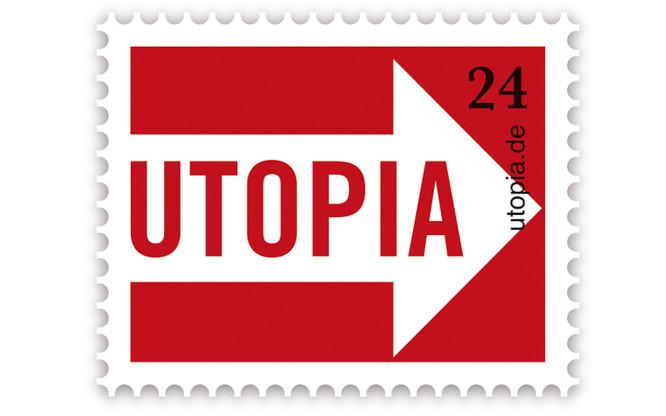 Logo von Utopia.